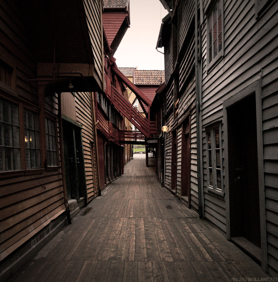 Photograph Bryggen by Vincent  Brillant on 500px