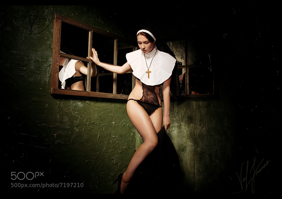 Photograph Forgive me Father, I have sinned by Val Imaniar on 500px