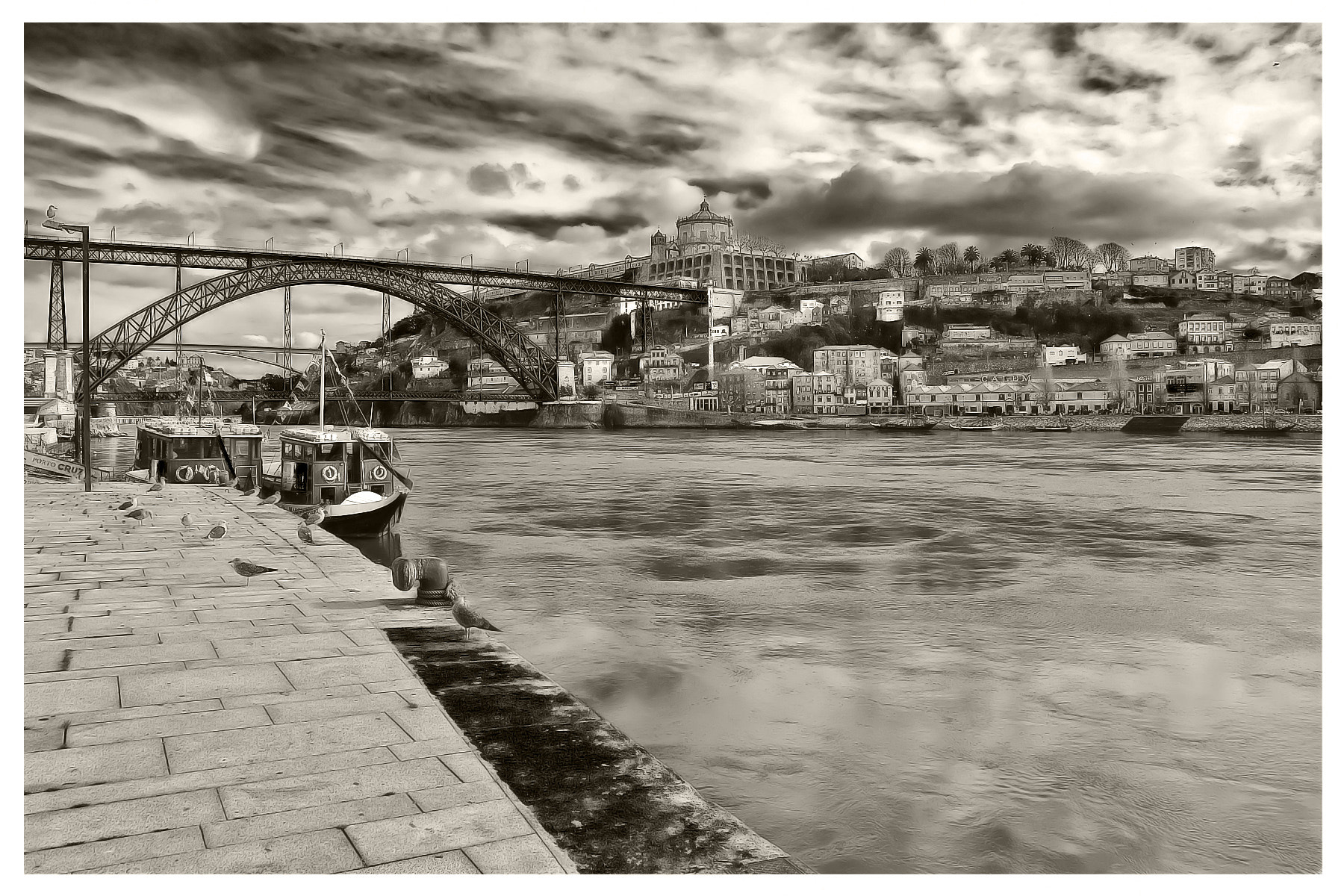 Photograph Ribeira by J. M. Molinelli on 500px