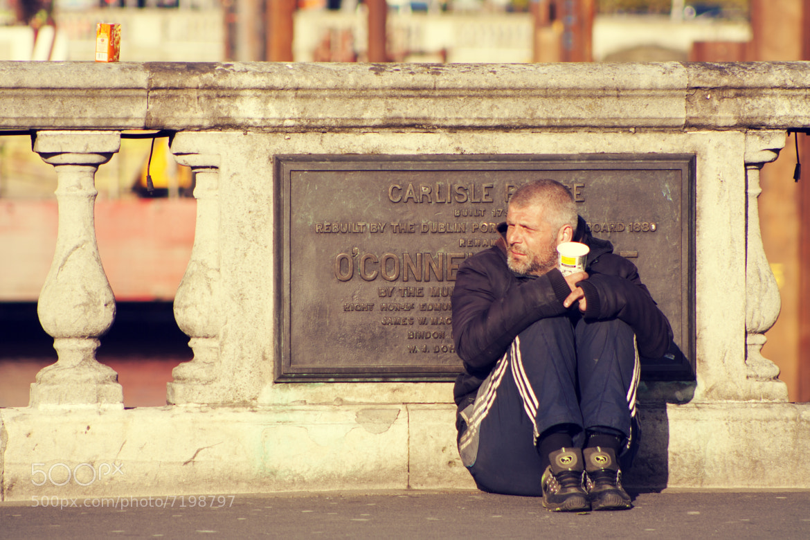 Photograph Homeless by Vanessa Hernández Carvajal on 500px