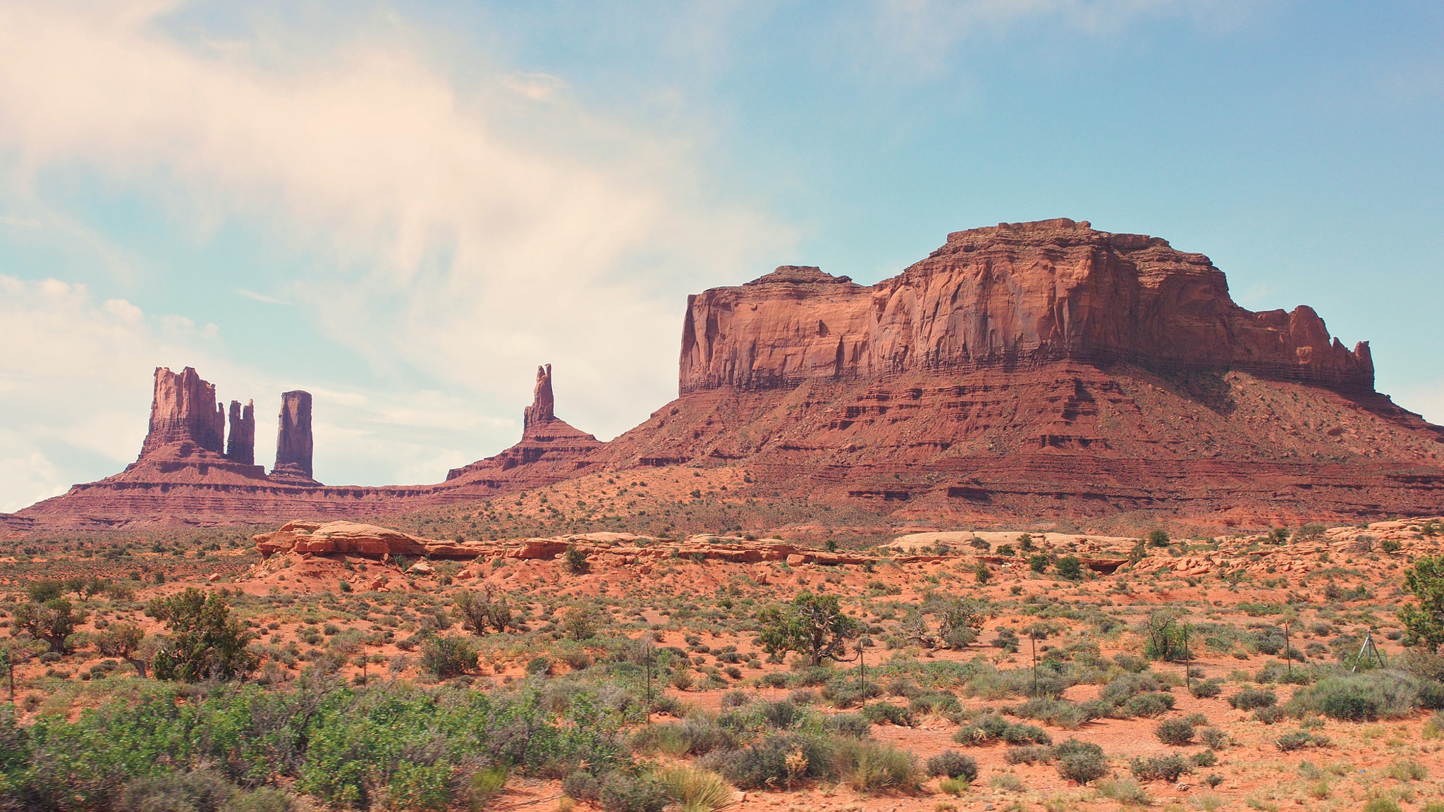 Photograph Monument Valley - Arizona by Matt Johnson / EMJ Fotografi on 500px