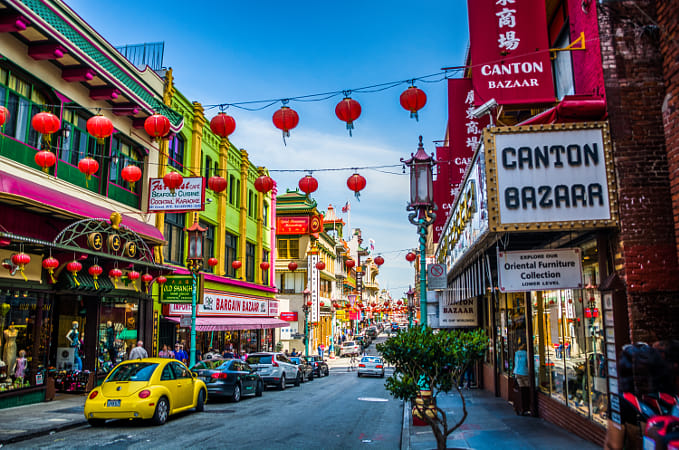 SFO China Town VI by Adriana Manni on 500px