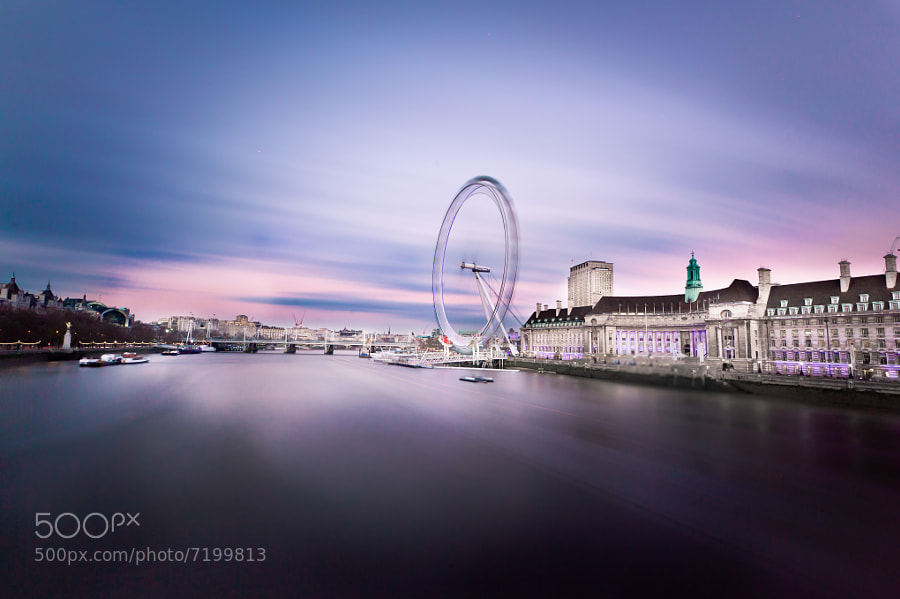 london eye by Towfiq barbhuiya (towfiq) on 500px.com