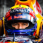 Постер, плакат: Mark Webber Infiniti Red Bull Racing
