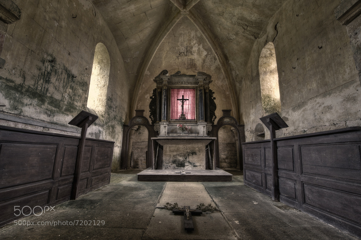 Photograph L'Eglise macabre by MRStoof on 500px