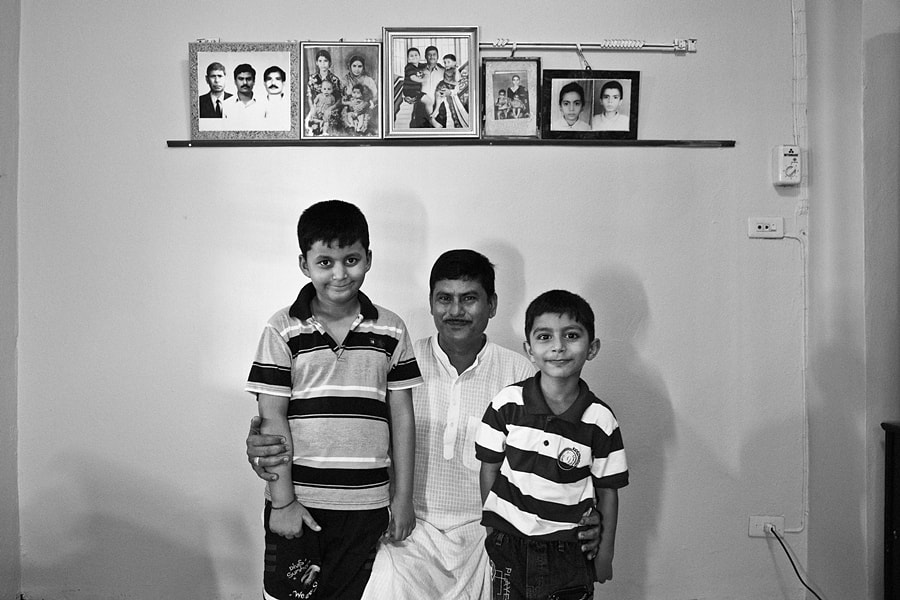 Photograph Grandfather to Grandson. by Note Pattarachet on 500px