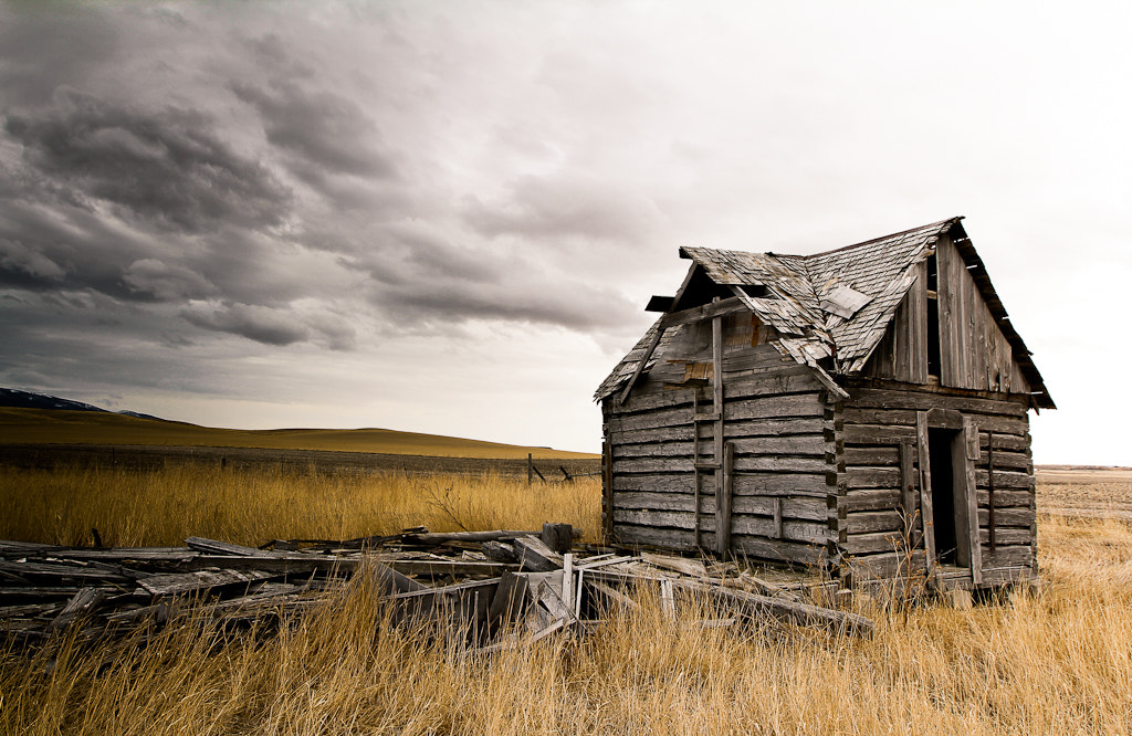 Photograph Old Shack by Dennis Rogers on 500px