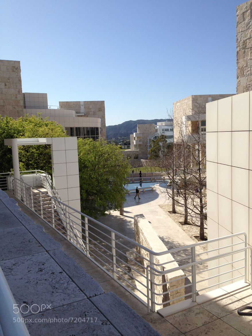 Photograph The Getty by Lynn Scanlan on 500px