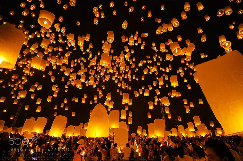 Photograph Chiangmai by Ekachai Jirachuphun on 500px