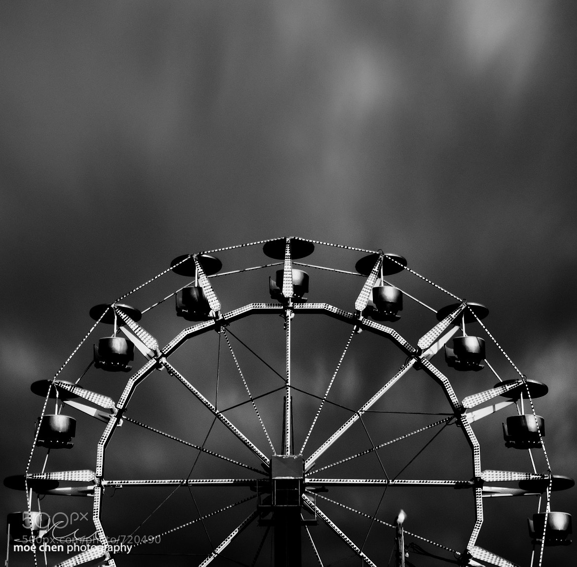 Photograph The Wheel by Moe Chen on 500px