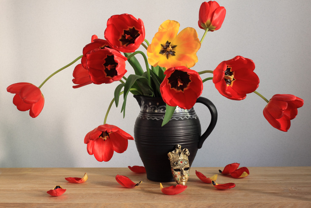 Photograph The Tulips Are My Speech by Natalie Panga on 500px