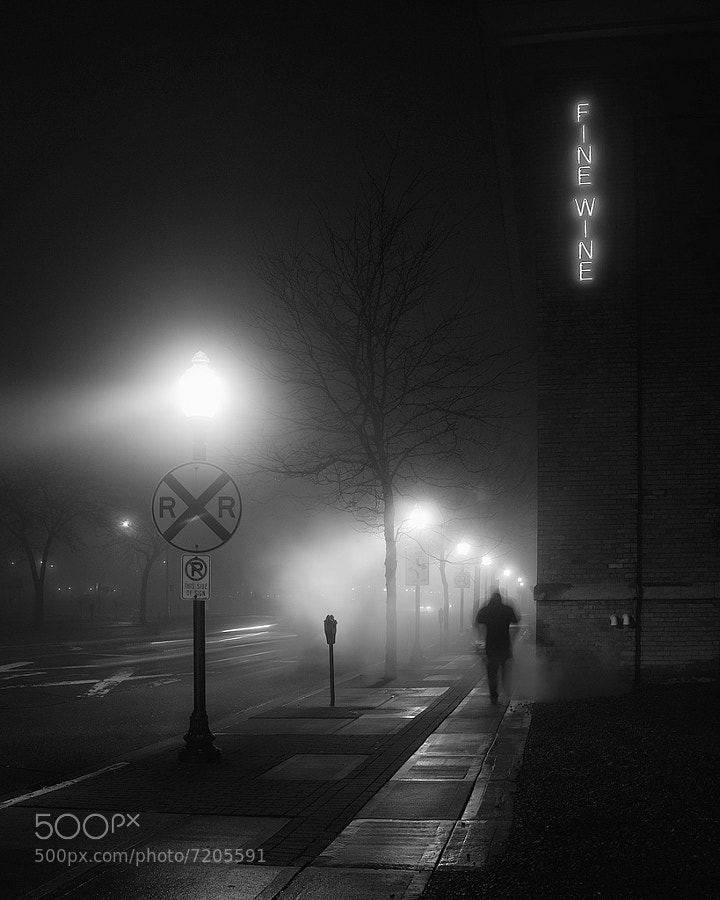 Photograph the night is on my mind by Brian Day on 500px