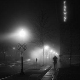 the night is on my mind by Brian Day (brianday)) on 500px.com