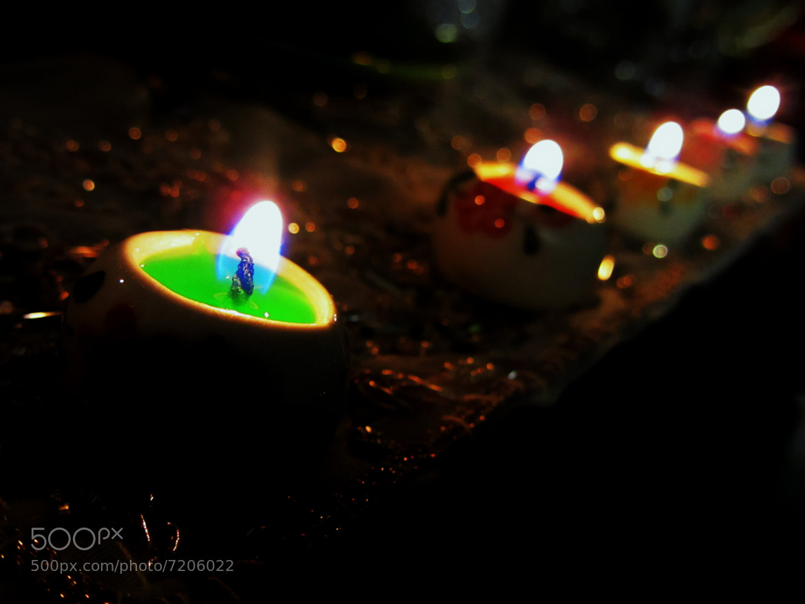 Photograph Candles  by Atiye Abbasi on 500px