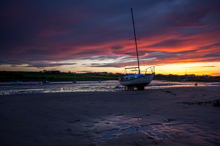 Alnmouth Sunset