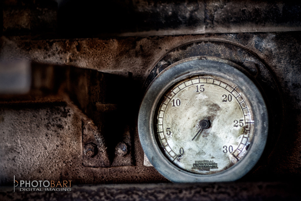 Photograph Vulture Mine meter by Paul Bartell on 500px
