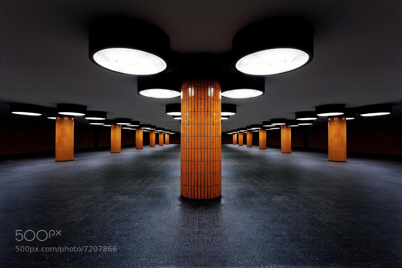 Photograph Urban Underground by Philipp Richert on 500px