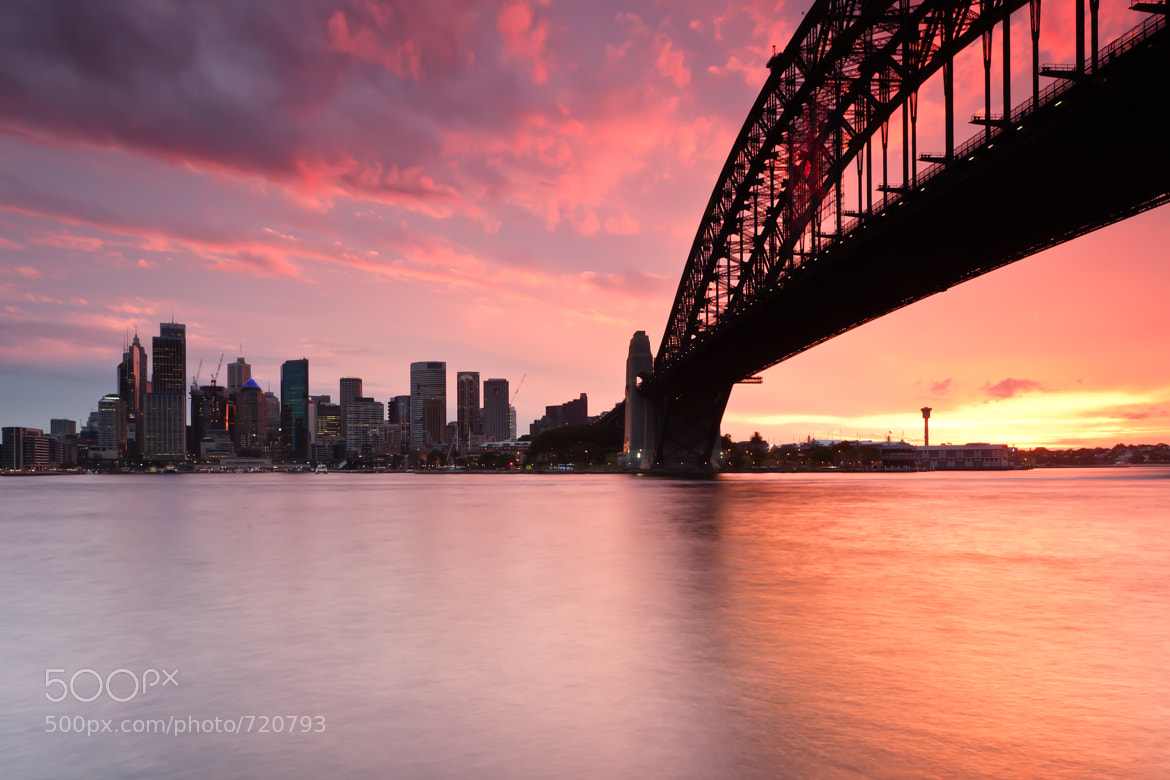 Photograph Sydney Harbour Bridge  by GBPhoto on 500px