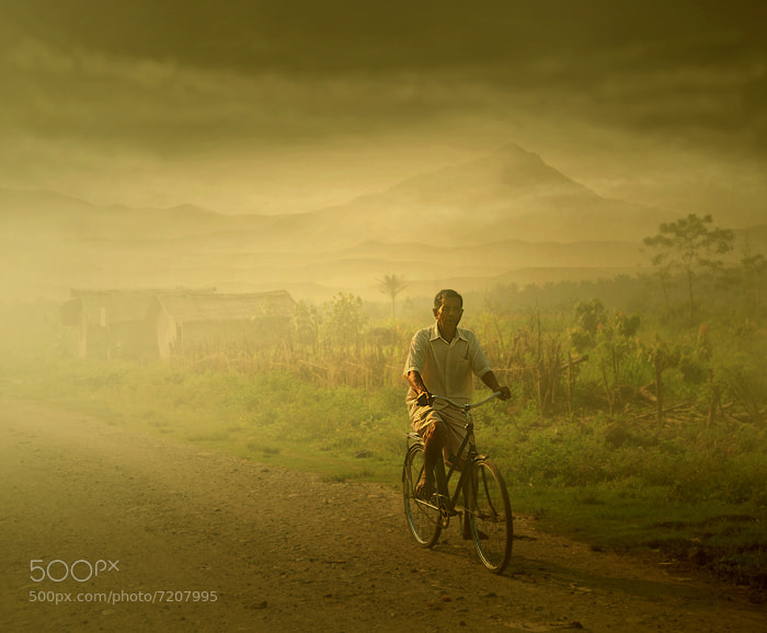 Photograph Morning at village by Teuku Jody  Zulkarnaen on 500px