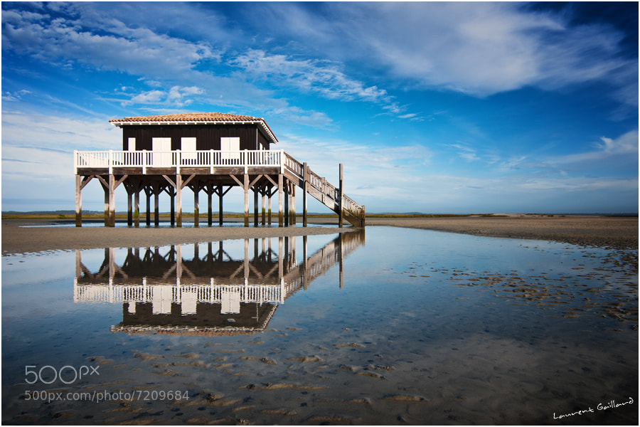 Photograph Mirror of cabin by Laurent Gaillard on 500px