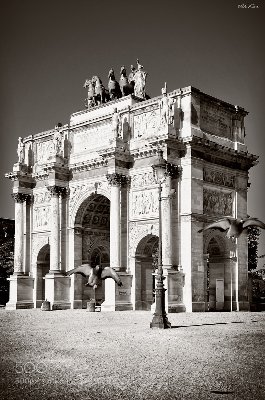 Photograph Arc du Carrousel II by Viktor Korostynski on 500px