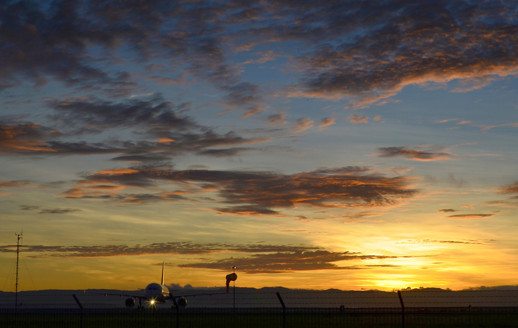 Photograph First flight at dawn by Vey Telmo on 500px