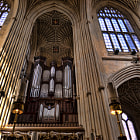 Постер, плакат: Bath Abbey