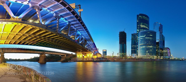 Photograph City by Alexei Zaripov on 500px