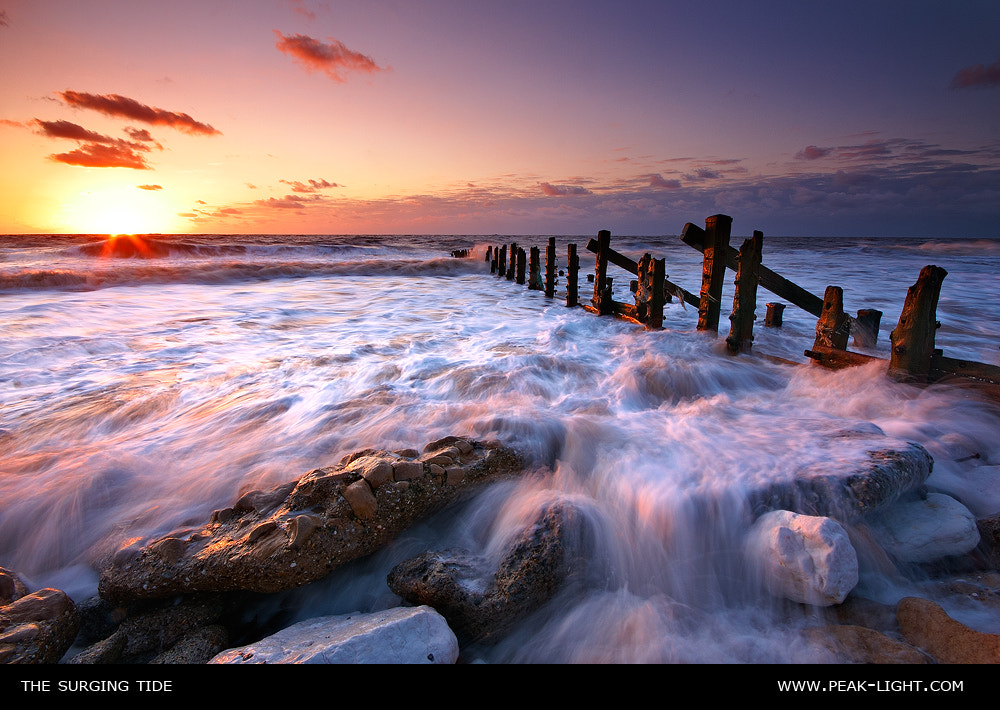 Photograph The Surging Tide by Martin Levers on 500px