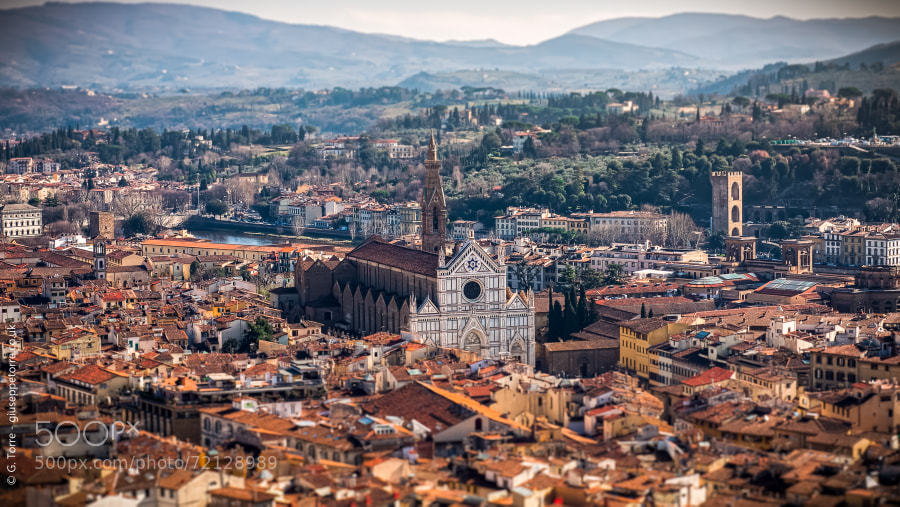 Photograph Santa Croce by Giuseppe Torre on 500px