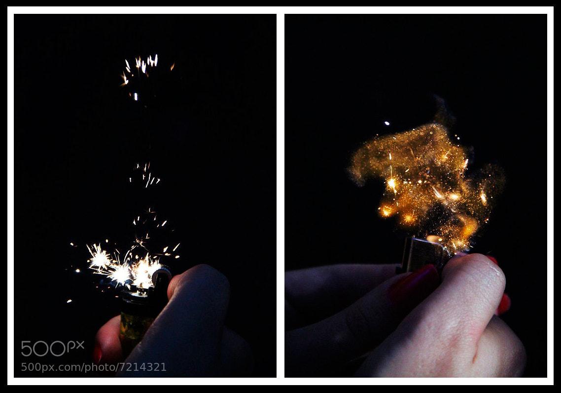 Photograph Spark by Olga ~ on 500px