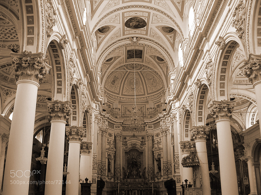 Photograph Chiesa di San Pietro - Modica (RG) by The_Core_79 on 500px