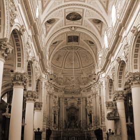 Chiesa di San Pietro - Modica (RG) by The_Core_79 ) on 500px.com