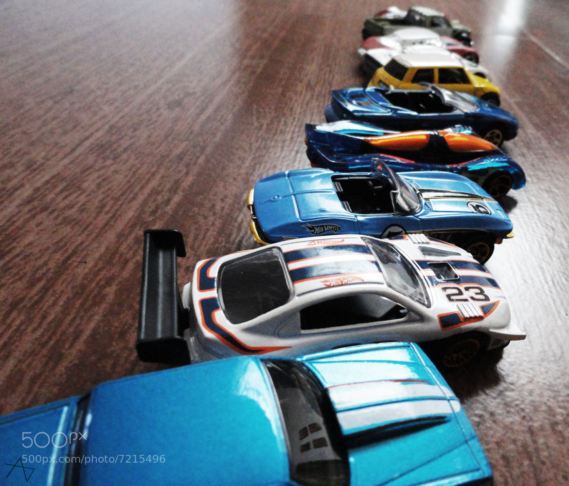 Photograph Hot Wheels by ajinkya dixit on 500px