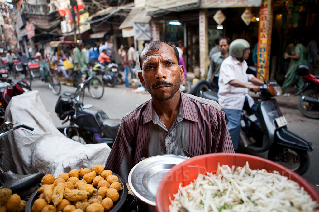 Photograph Street Food in Old Delhi by Lars Pohlmann on 500px