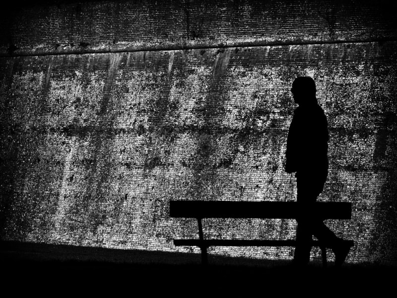 Photograph Loneliness around the walls by Matteo Turina on 500px