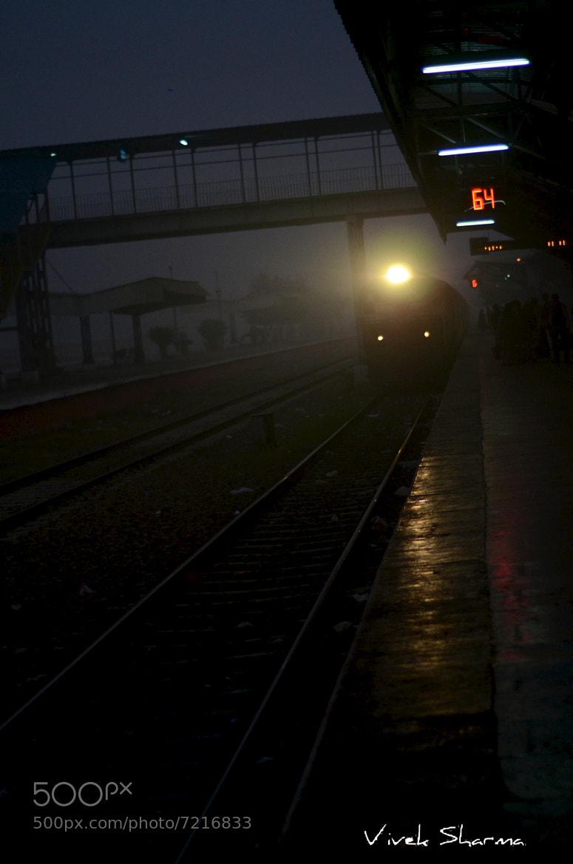 Photograph Morning fog in Delhi by Vivek Sharma on 500px