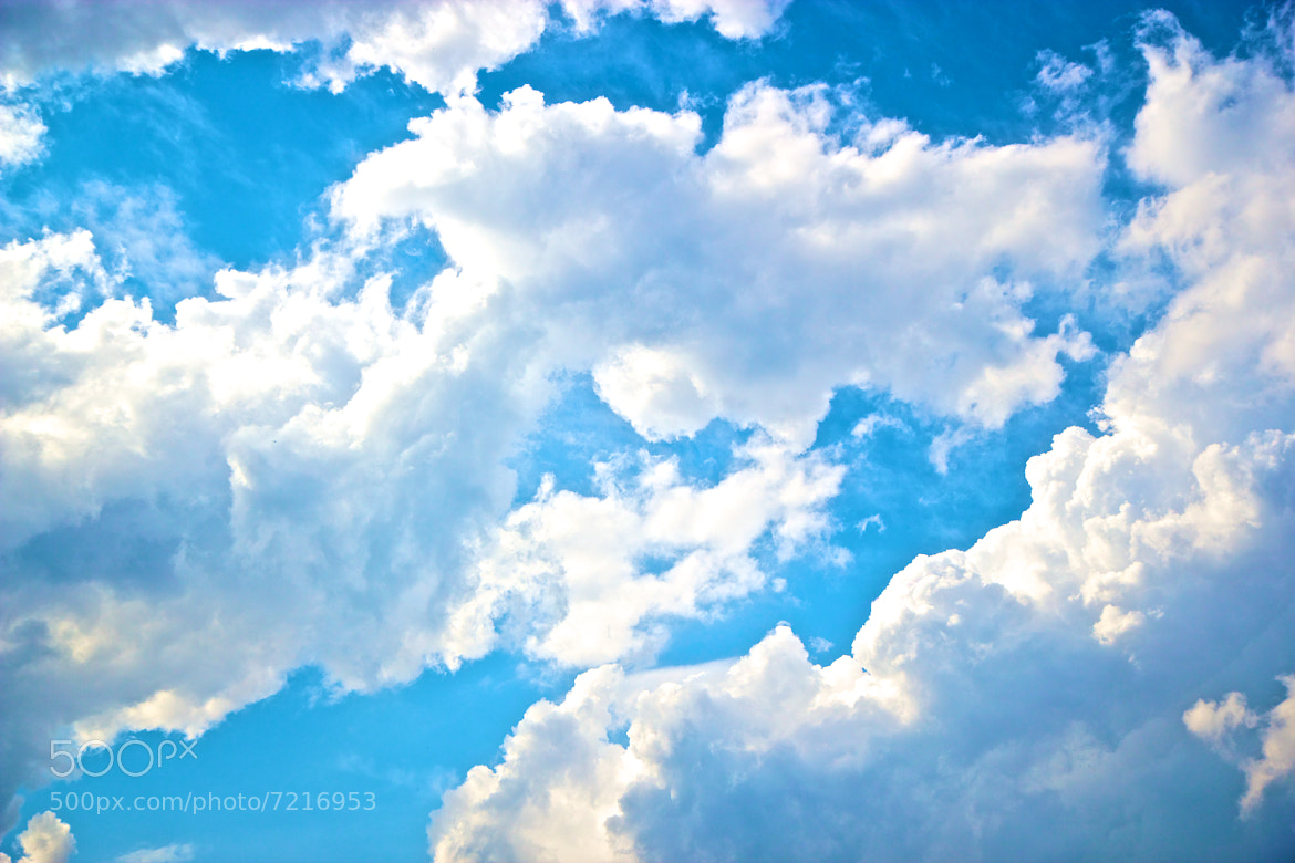 Photograph Clouds by Joe Sterne on 500px
