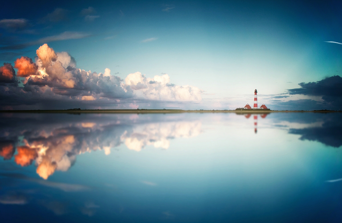 Photograph Lighthouse Reflection by Carsten Meyerdierks on 500px