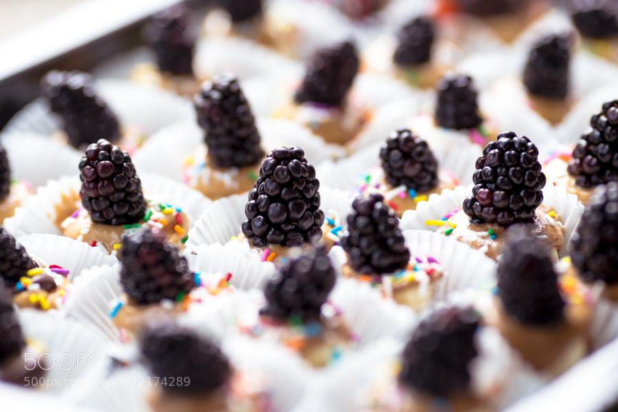 Healthy Eats: Blackberry banana dessert