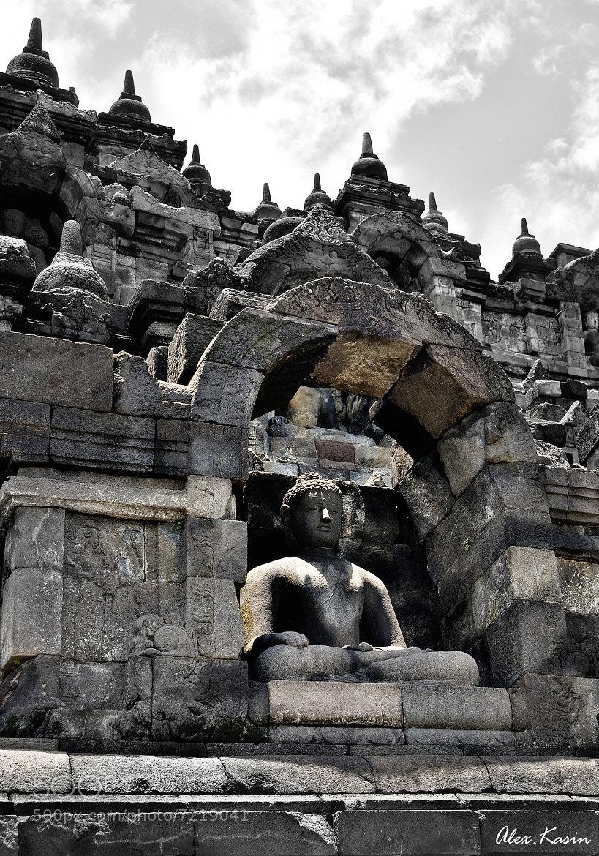 Photograph Buddhist Statue by Alex Kasin on 500px