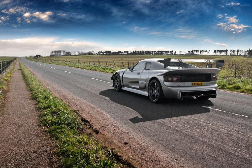 Photograph Noble M400 by Murray Aitken on 500px