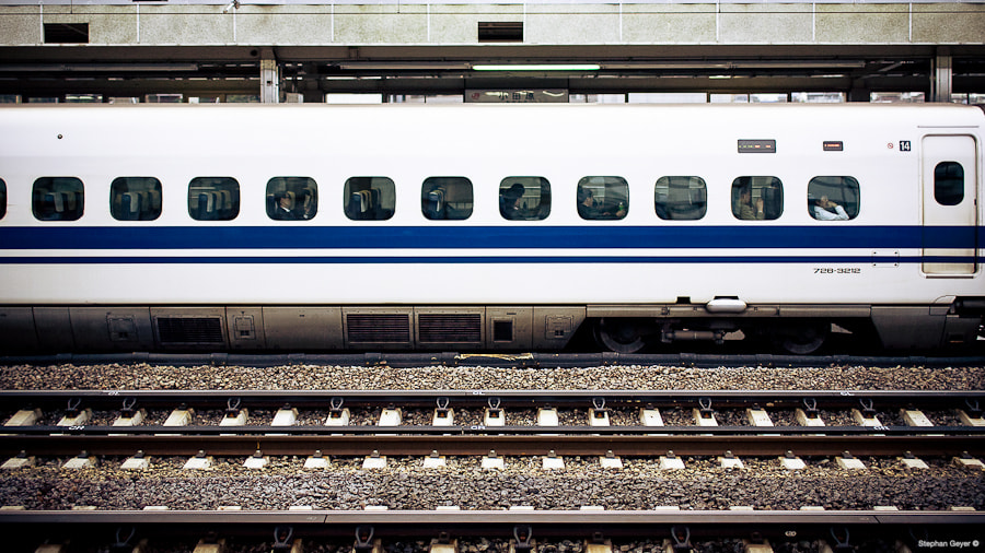 Photograph Can-Utility and The Coastliners by Stephan Geyer on 500px
