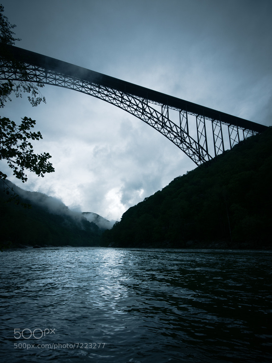 Photograph New River Gorge Bridge by Bill Dickinson on 500px