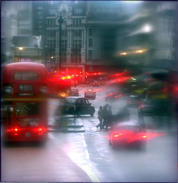 Photograph Foggy London by Mark Libeck on 500px