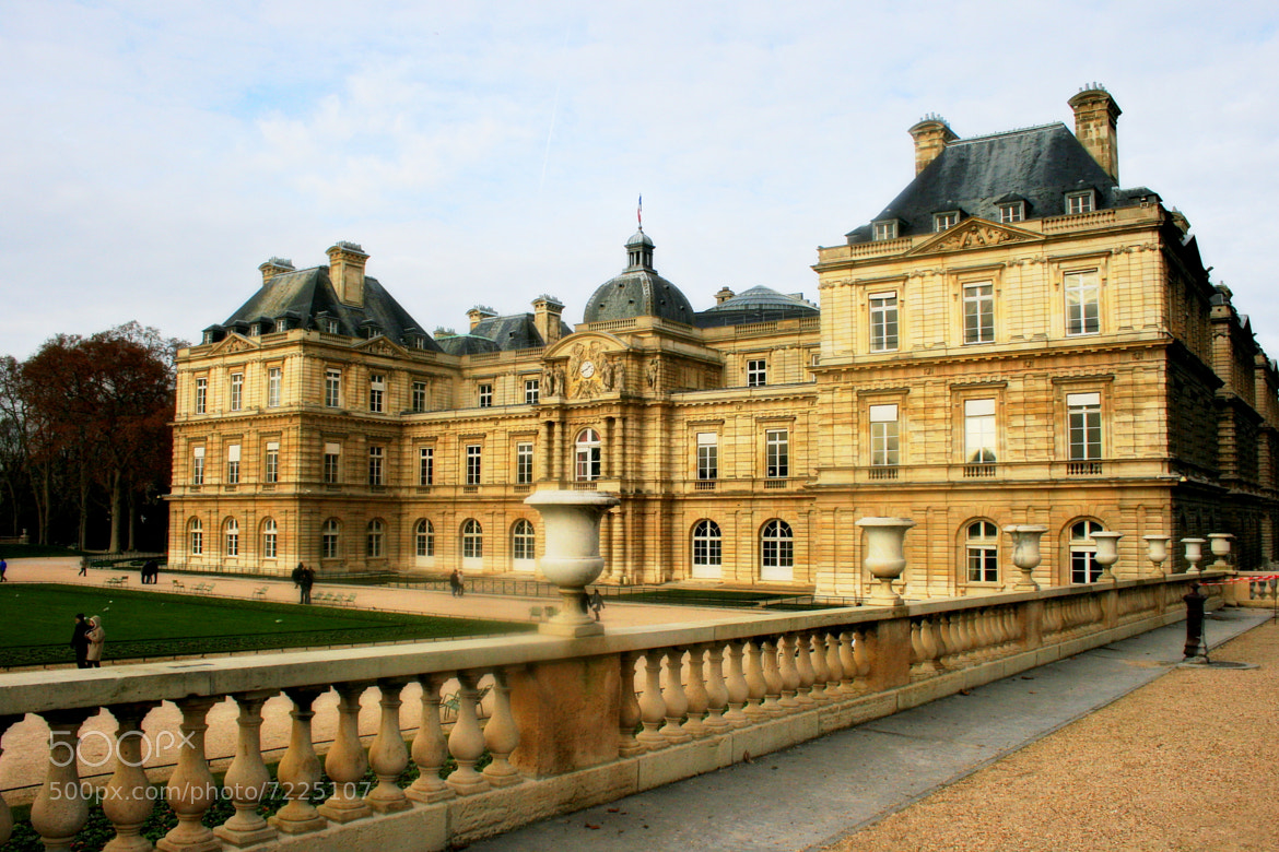 Photograph Palais du Luxembourg by Astrid angel on 500px