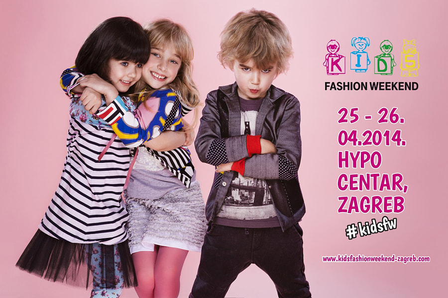 Kids Fashion Weekend