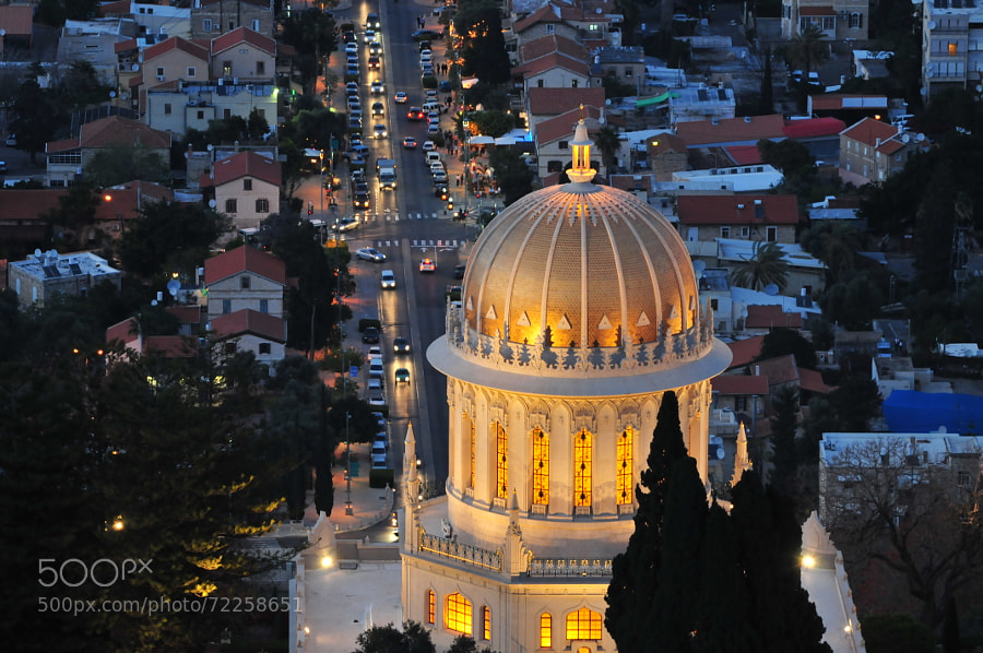 Photograph unveiling of the gilded dome by PhotoStock-Israel  on 500px
