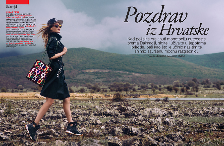 Greetings from Croatia - editorial