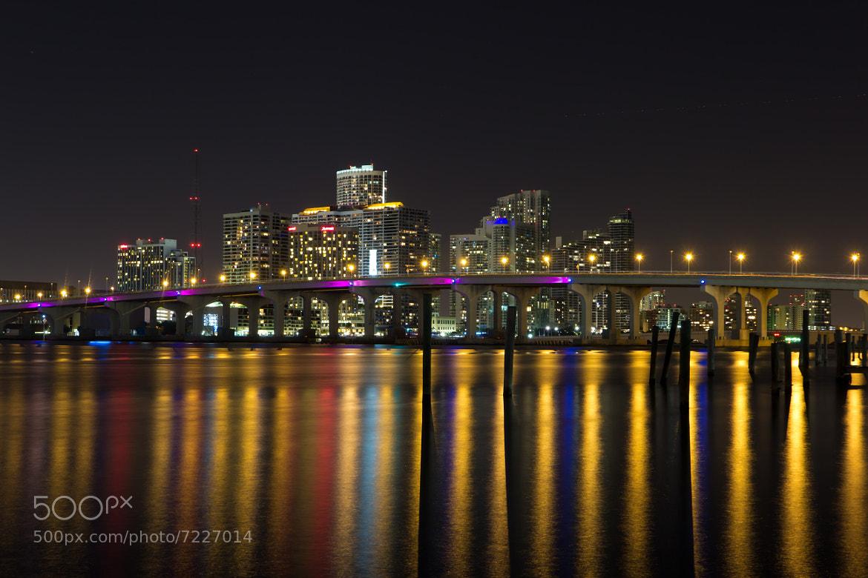 Photograph Miami Skyline 2 by Gordonk -Photography on 500px